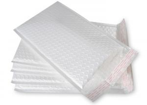 China Plastic Bubble Wrap Packaging Materials , Bubble Wrap Shipping Envelopes For Mail Protection on sale