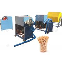China Customized Wood Processing Machine  / Henan GELGOOG Wooden Toothpick Making Machine on sale