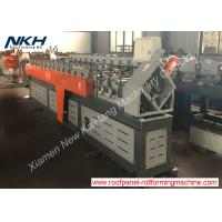 China Galvanized Steel Stud And Track Roll Forming Machine , Ceiling Grid Roll Forming Machine on sale