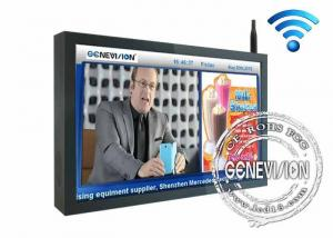 China 37 Inch Wifi LCD Display System with Screen Display function on sale
