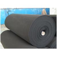 5-10 mm Thick Activated Carbon Filter Sheets For Painting Booth 250-600g/M2