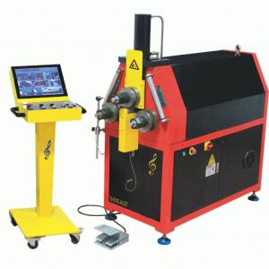 China CNC Exhaust Pipe Bender Machine High Accuracy Roll Hydraulic Bending Machine on sale