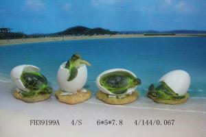 China Resin Turtle Figurine (FH39199) on sale