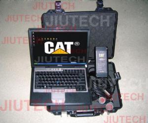 China Excavator Scanner for Caterpillar , ET CA-Ter ET +Laptop +CA-Ter SIS Software on sale