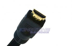 China PVC Jacket 30AWG High Speed HDMI Cables with Type A Type C Connect FOR 3D on sale