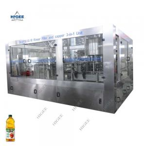 China PET Bottle Juice Filling Machine on sale