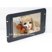 """Ultra Thin 3mm Flat 10.1"""" Touch TFT LCD Monitor With HDMI Input -20c ~ 70c Operating"""