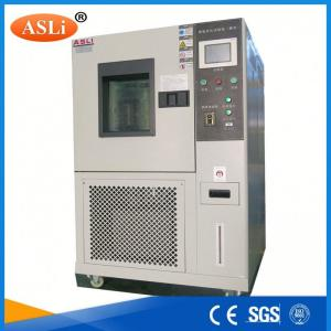 China Touchscreen Environmental Rubber Ozone Aging Chamber For Rubber Cable Plastic on sale
