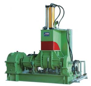 China 35L 140°55KW Dispersion Kneader Machine Banbury Mixer For Raw Rubber on sale