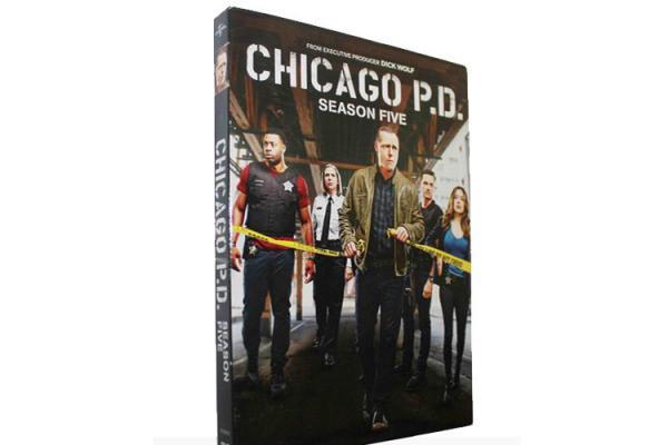 Wholesale Chicago P D  Season 5 DVD Crime Action Series