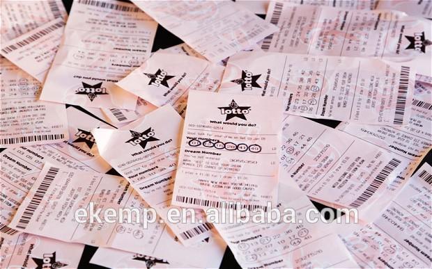 EKEMP Betting Slip Reader, Lottery Ticket Scanner ER1000 for