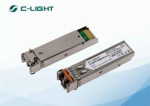 China 1000M High Performance CWDM SFP Transceiver 1.25G 1000BASE 1610nm on sale