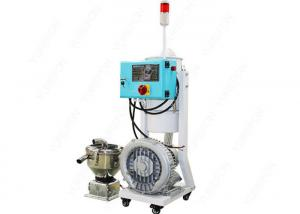 China Light Green Plastic Auxiliary Machine , SN - 300G Power Pellets Plastic Vacuum Loader on sale