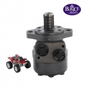 China Blince OK125 Gerotor Hydraulic Motor ,   Loaders Small High Speed Hydraulic Motors    Ok Series on sale