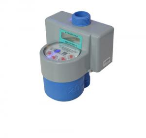 Quality Vertical Prepaid Smart Water Meter With IC Card Contactless Type 15mm-25mm for sale