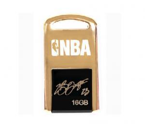 China NBA  LeBron James signature  Udisk 2G-32G supplier