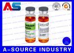 Пластмасса ярлыков пробирки стероида Enanthate 250 тестостерона водоустойчивая