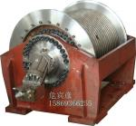 50 ton hydraulic winch