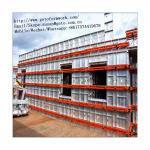 Safe Durable Structural Concrete Insulated Aluminum Panels For Home Construction/Formwork System Aluminium