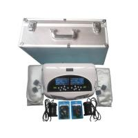 Cleansing Body Dual Ion Detox Foot Bath Machine / Therapy Foot Spa Detox Machine With digital display