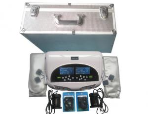 China Cleansing Body Dual Ion Detox Foot Bath Machine / Therapy Foot Spa Detox Machine With digital display on sale