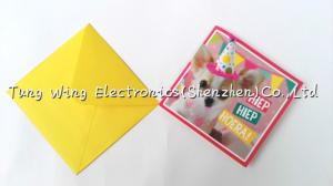 China Festival Musical Greeting Card sound module for Christmas , wedding on sale