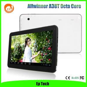 China Allwinner A83T Octa Core Tablet pc 1GB RAM 16GB ROM Octa core tablet pc Android 4.4 on sale