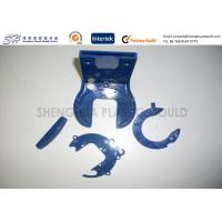 China Injection Molded Hard Plastic Brackets and Small Parts