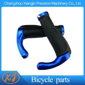 China New Design Popular Cycling Bicycle Handlebar Lock-on Grip Rubber Handle Cover From China on sale