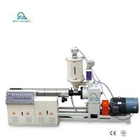 China HSJ Series Single Screw Extruder| Plastic Extruder| PVC PP PE Extruder on sale