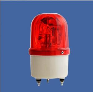 China Beacon Red Rotary strobe Light DC6-12V 110V / 220V on sale