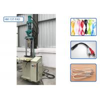 China Easy Operate Wire Molding Machine HM-15T-PAD For Making Audio Converters on sale