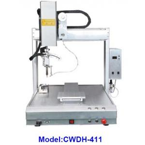 China Automatic Spot Welder Soldering Robot Hot Bar Soldering Machine CE ISO on sale