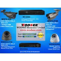 China CCTV (Analog, IP, PTZ Camera, DVR, NVR) on sale