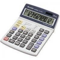 China Sharp EL 2125 C Answer Check Feature, Desktop Calculator on sale