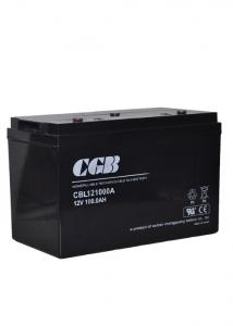 China Longest Lasting 12V 100ah Deep Cycle Battery Rechargeable for Solar System on sale