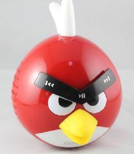 China Portable Mini Speaker Bird-Designed for iPod / iPhone and Laptops etc (EPS1068) on sale