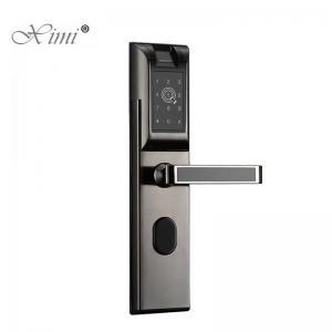 China Password Open Fingerprint RFID Door Lock With Normal Open Function on sale
