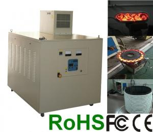 China 400KW SF Induction heating equipment for graphite heating, oil pipe heat treatment with frequency 10-50khz on sale