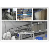 High Speed Dried Or Fresh Stick Vermicelli Making Machine Low Energy Consumption