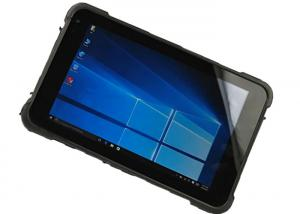 China Vandal Proof Ruggedized Windows Tablet Built In 8500mah Big Battery on sale