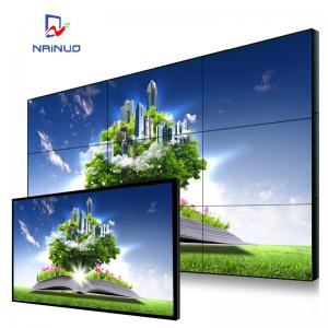 China Samsung 46 Inch Narrow Bezel Video Wall Advertising Player General Agent Widely Used on sale