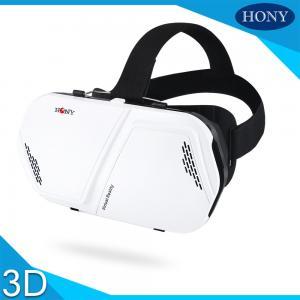 China Портативные стекла виртуальной реальности 3д, выдвиженческие стекла Вр 3д для Мобилфоне on sale