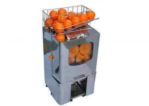 China Commercial Fruit Juicer Machines / Electric Citrus Juicer For Cafe Shop on sale