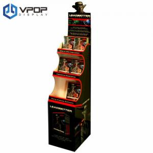 China Eco - Friendly Cardboard POS Displays , Recyclable Cardboard Book Display on sale