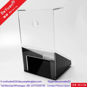 China OEM Design Acrylic Jewelry Display Stand / Display Set For Jewelry on sale