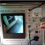 Caméra en temps réel d'inspection de forage de série de JKX pour inspecter bien la fente de strate de mur