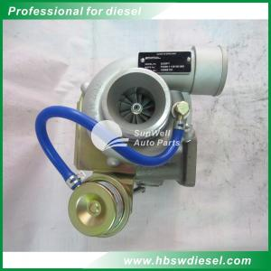 China Yuchai 492 Y4C Turbocharger SJ50FY  F3400-1118100-383 Borgwarner Turbo kit Y4CF F34-1118100-383 on sale