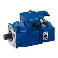 China High efficiency DFLR controls variable axial piston hydraulic pump with High power density on sale
