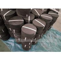 Circle extruder screen mesh filter  in single or multilayer keep particles out/filter disc mesh